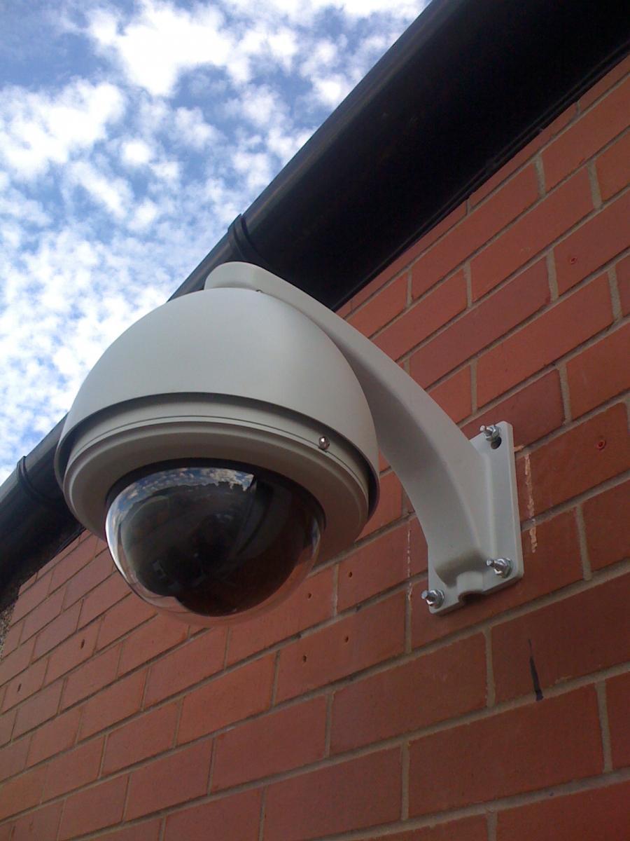 Vista powerdome pro cctv equipment security installer for Vista pri