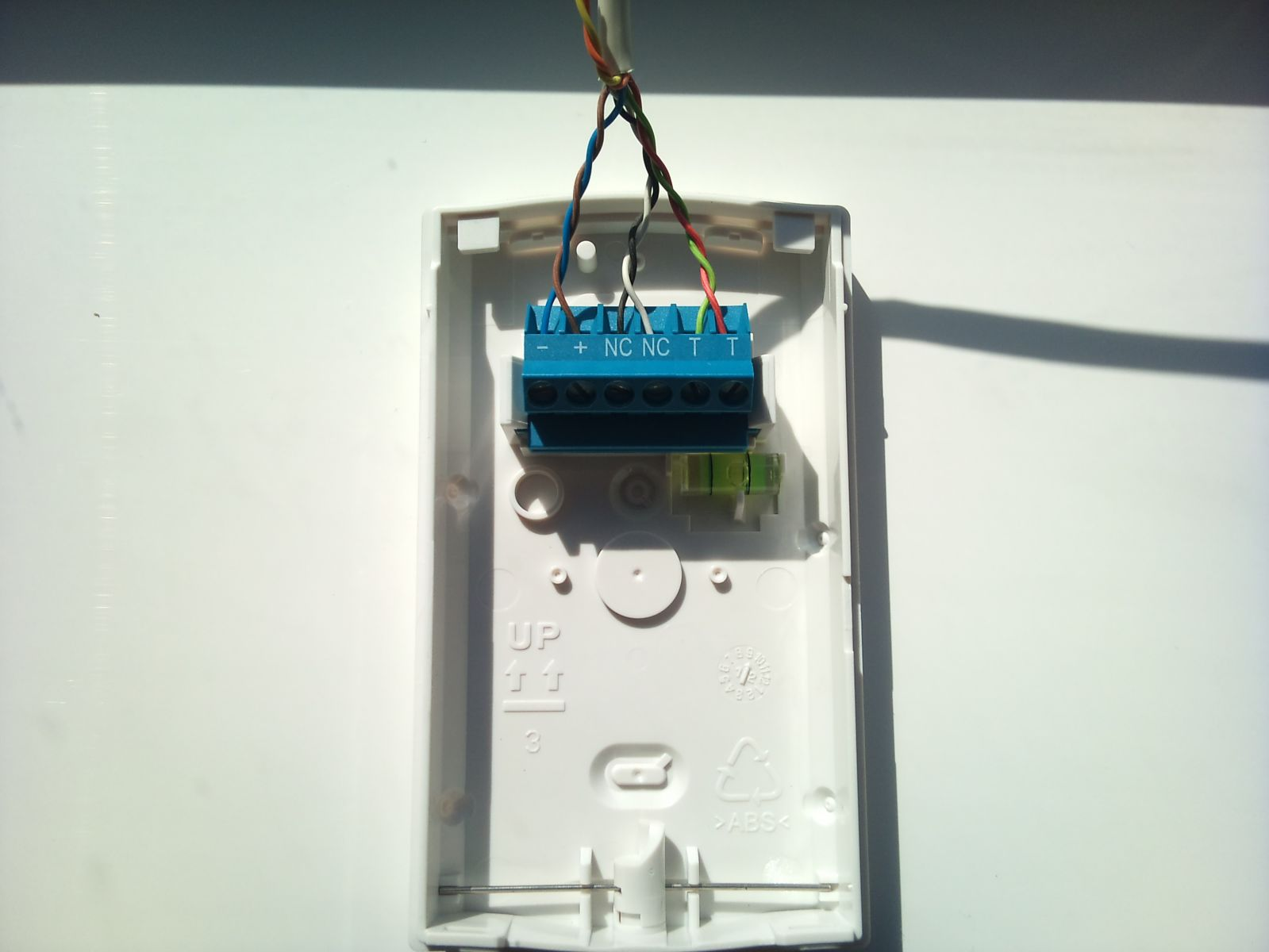 Bosch Blueline Pir Wiring - Members Gallery