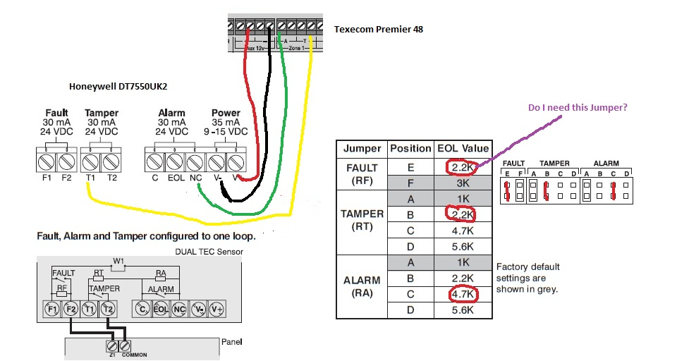 post 30072 0 62968900 1295777239 texecom & dt7550uk2 !! diy installers !! security installer texecom premier elite 24 wiring diagram at soozxer.org