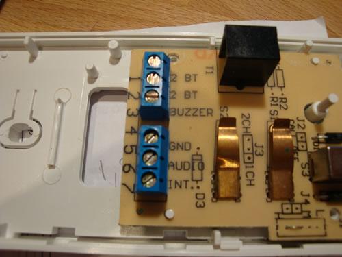 acet intercom wiring help general security fire queries rh thesecurityinstaller co uk acet door entry wiring diagram 2Wire Intercom Schematic