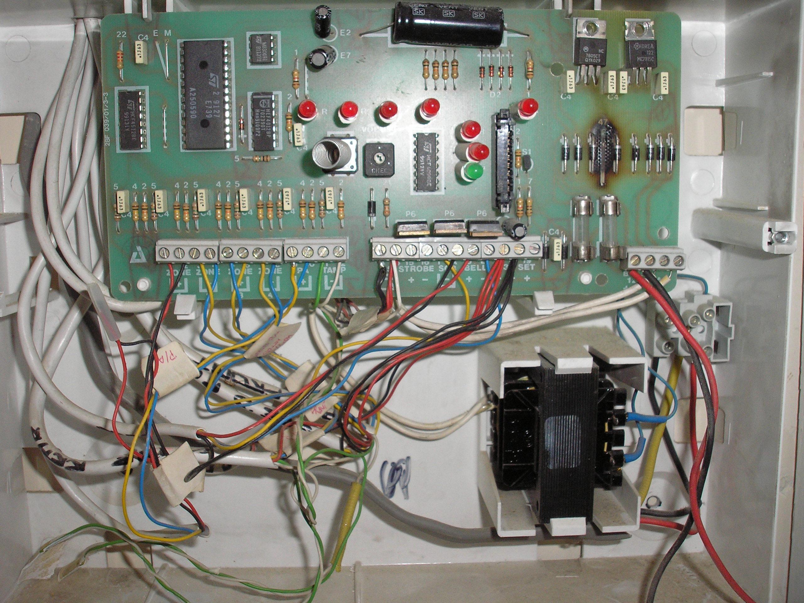 Repair Possible  - Control Panels  Public