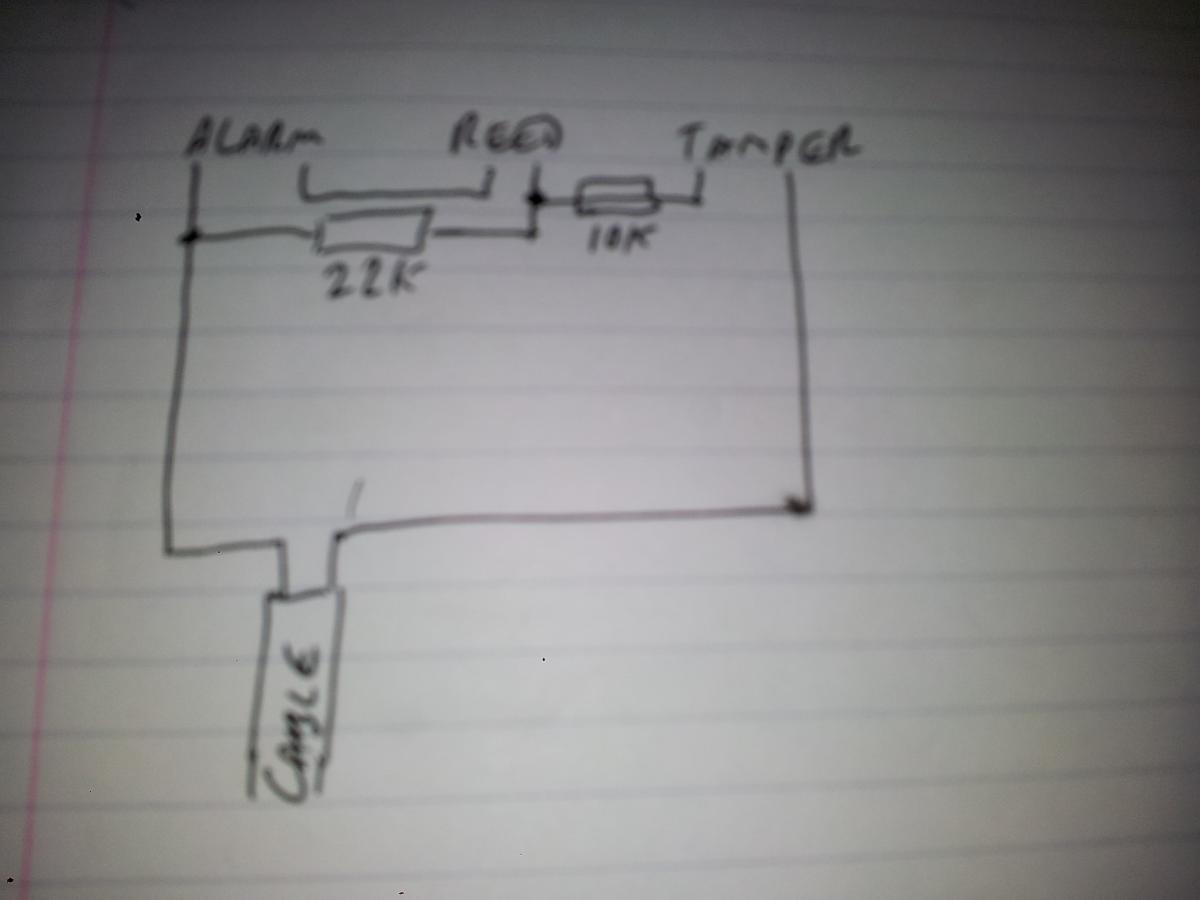 post 35907 0 07584500 1337101938 texecom impaq with contact; what am i doing wrong detector texecom door contact wiring diagram at creativeand.co