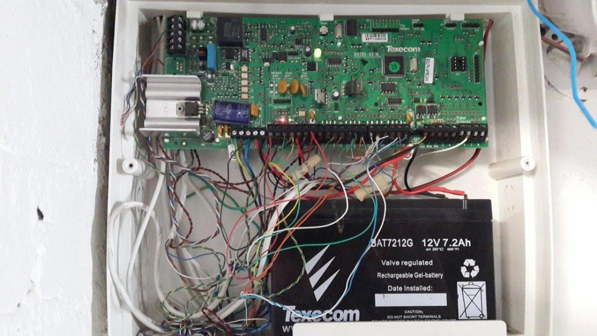 Texecom Premier 832 Addition Diy Installers