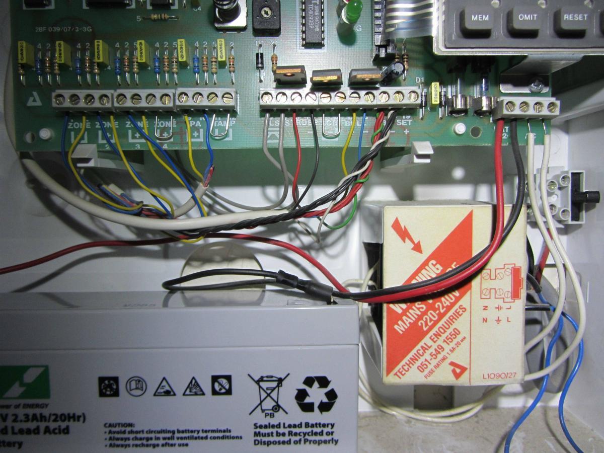Optima Xm Wiring Query Control Panels Public