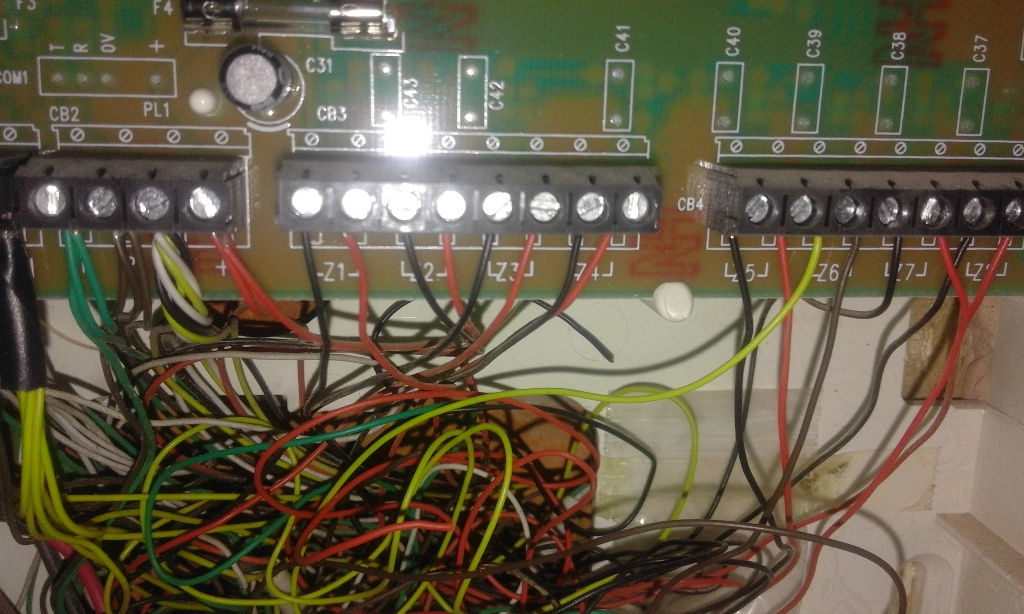 Wiring Diagram For House Db