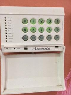 accenta 6 keypad control panels public security installer rh thesecurityinstaller co uk Accenta in San Antonio accenta 6 alarm system manual