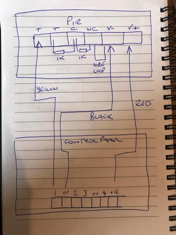 Galaxy Alarm Wiring Diagram