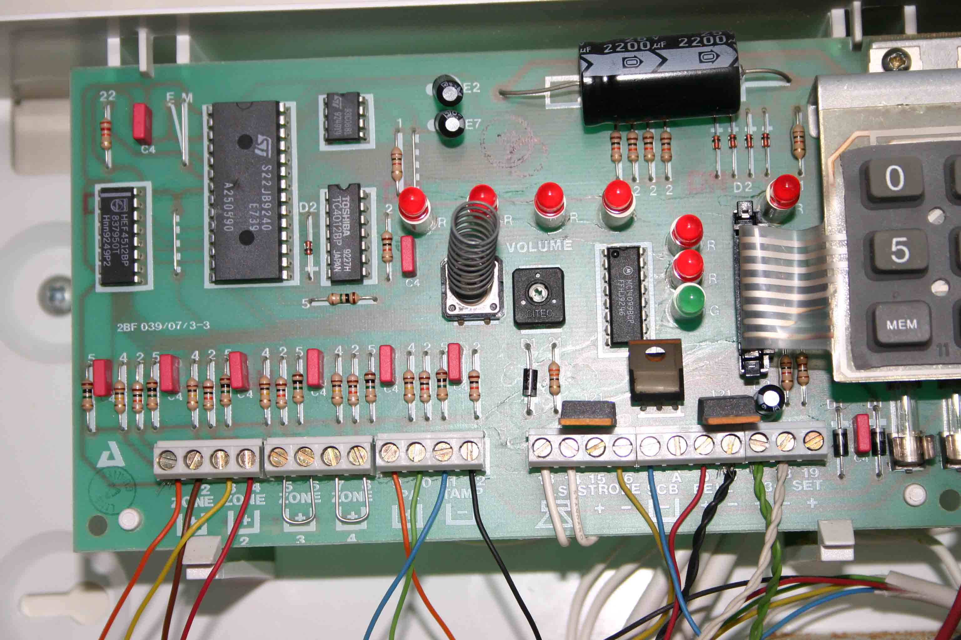 replacing optima xm with g3 control panels public security rh thesecurityinstaller co uk Practical Devices XM6 optima xm6 alarm installation manual