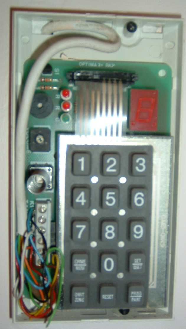 Optima Plus 2 Power Cut Resetting Control Panels Public